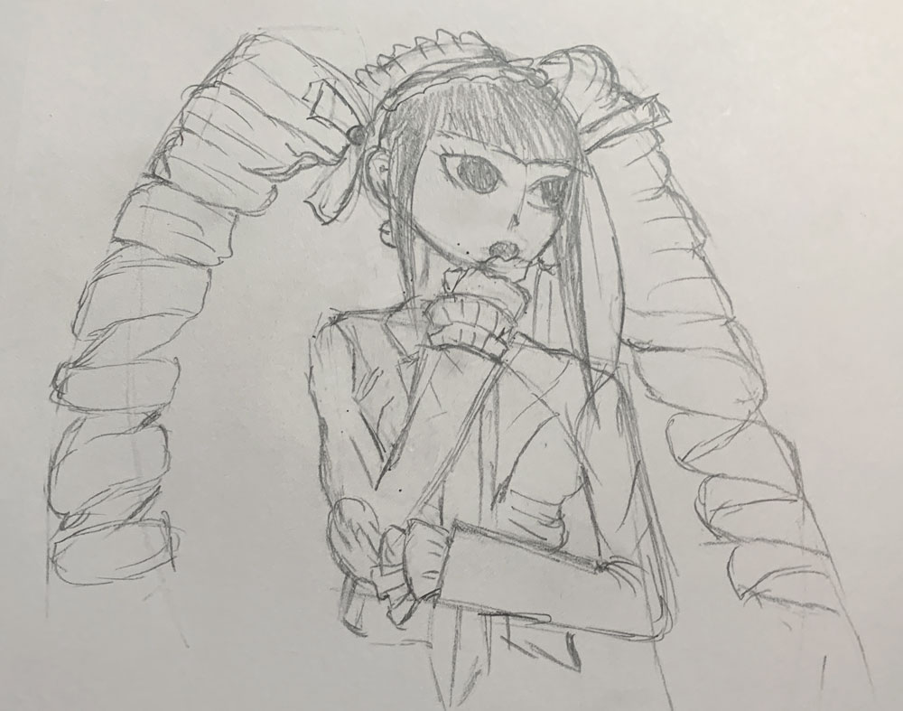 Celestia-- (Grade 6) Pencil