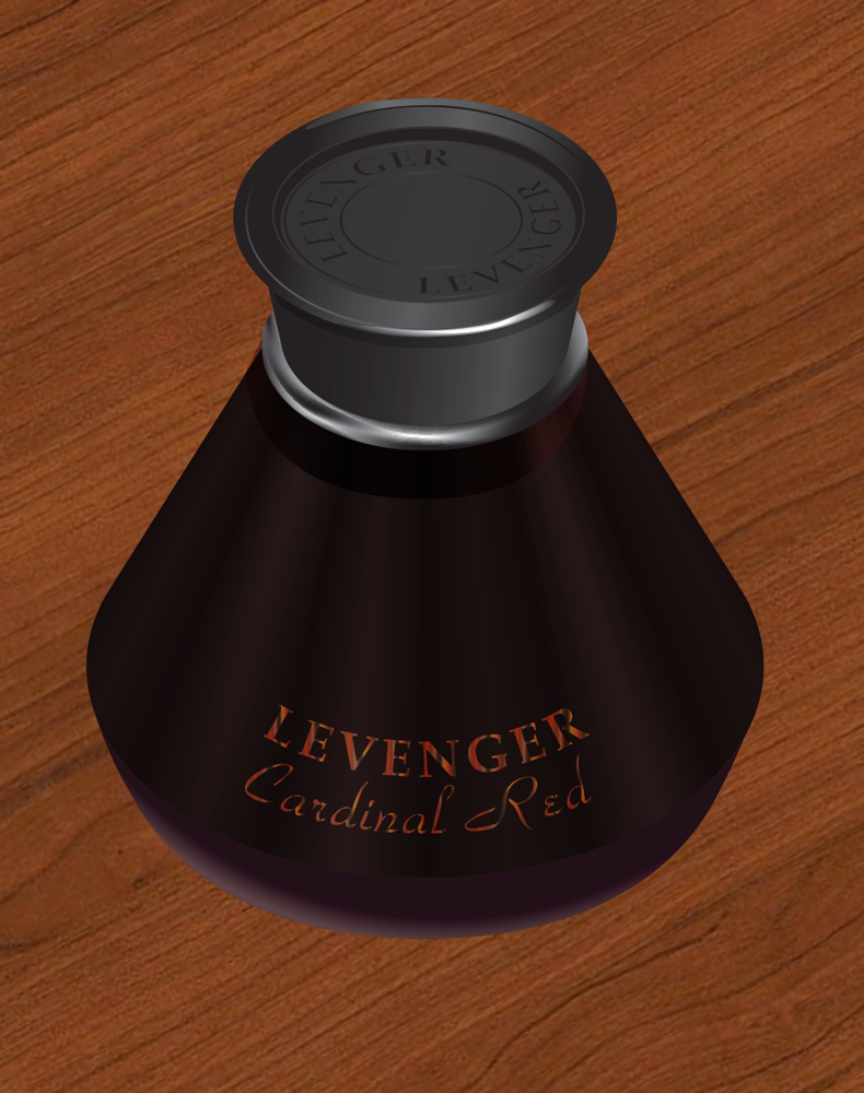 Ink bottle (Grade 7) Illustrator